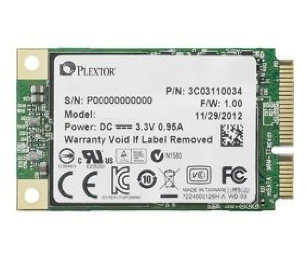 """Plextor 128GB 1,8"""" mSATA SSD M5M  - 149623 - zdjęcie 2"""