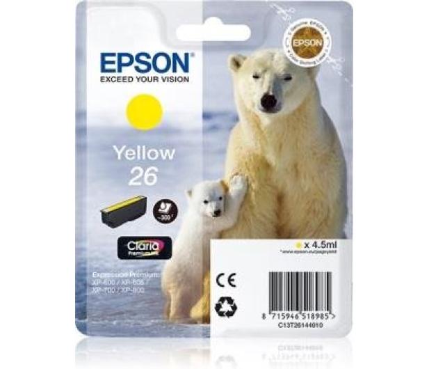 Epson T2614 yellow 4,5ml (C13T26144010) - 150466 - zdjęcie 2