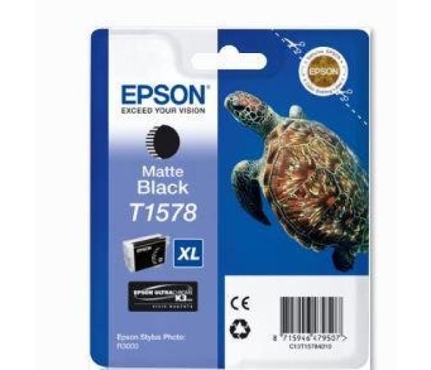 Epson T1578 matte black 25,9ml - 175728 - zdjęcie 2