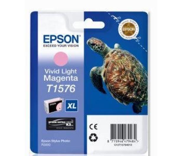 Epson T1576 vivid light magenta 25,9ml - 175730 - zdjęcie 2