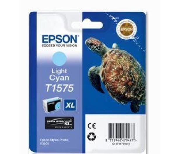 Epson T1575 light cyan 25,9ml - 175731 - zdjęcie 2