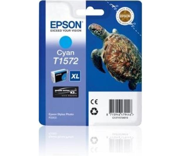 Epson T1572 cyan 25,9ml - 175735 - zdjęcie 2