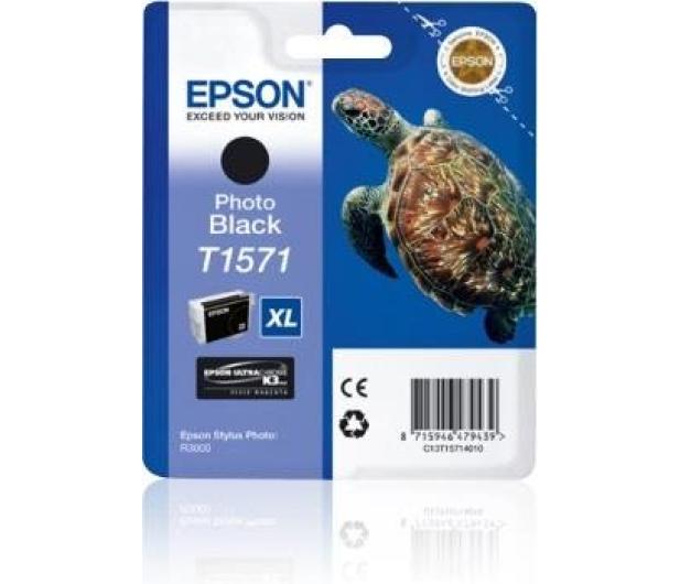 Epson T1571 photo black 25,9ml - 175736 - zdjęcie 2