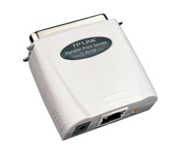 TP-Link TL-PS110P (1xLPT/36 pin, 1xRJ-45) - 200764 - zdjęcie 3