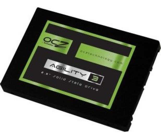 OCZ 60GB 2,5'' SATA SSD Agility 3 - 67897 - zdjęcie