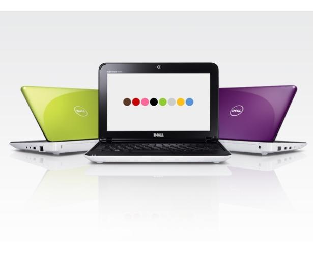 18e8a60683752 Dell Inspiron Mini 1012 N450 1024 250 7SE różowy - Sklep komputerowy ...