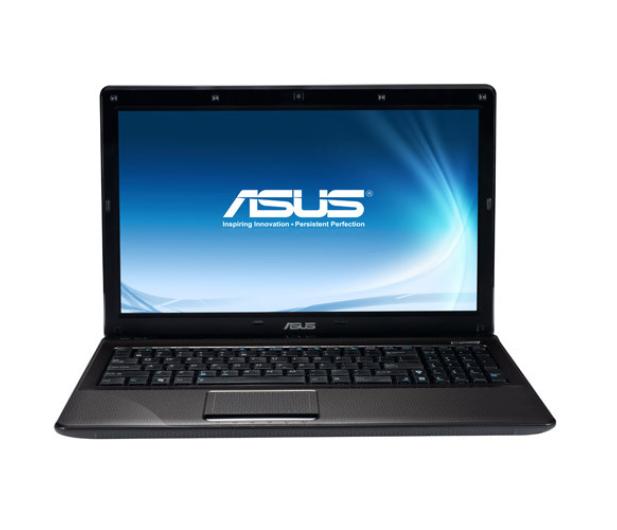 ASUS K52F-SX069 i3-350M/2048/250/DVD-RW - 52890 - zdjęcie