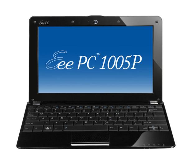 ASUS Eee PC 1005P N450/1024/250/7SE czarny - 56323 - zdjęcie 3