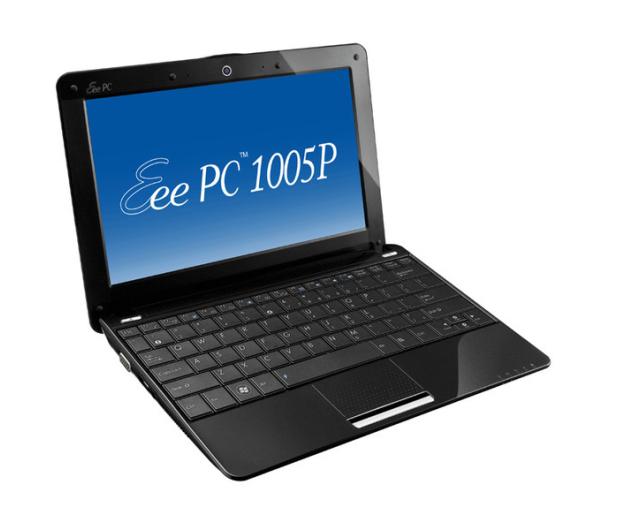 ASUS Eee PC 1005P N450/1024/250/7SE czarny - 56323 - zdjęcie 2