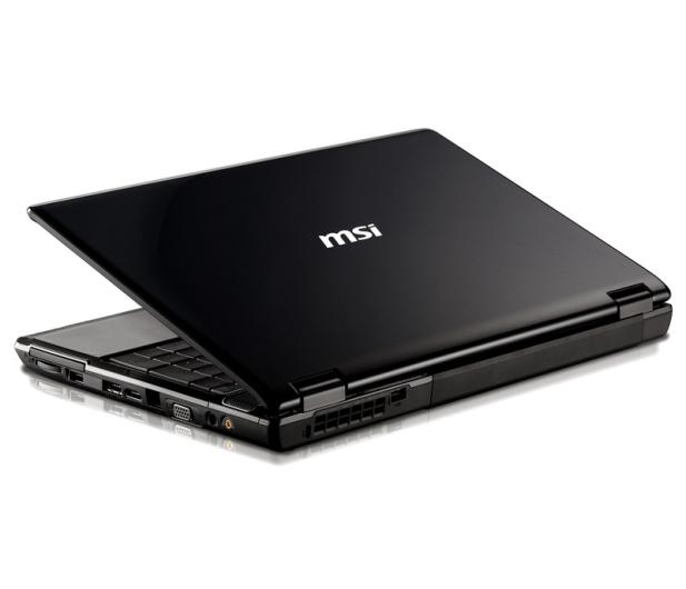 MSI GE600-060XPL i5-450M/4096/500/DVD-RW   - 57229 - zdjęcie 4