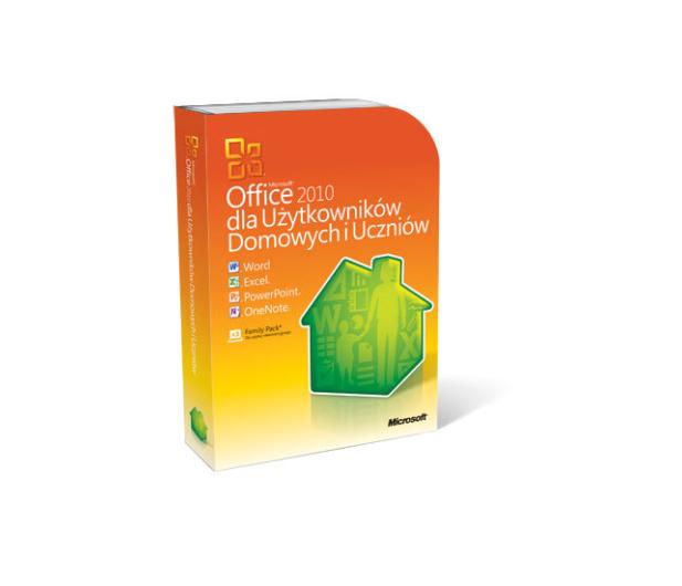 Microsoft Office 2010 / 2013 dla Użyt. Domowych (BOX) - 57454 - zdjęcie