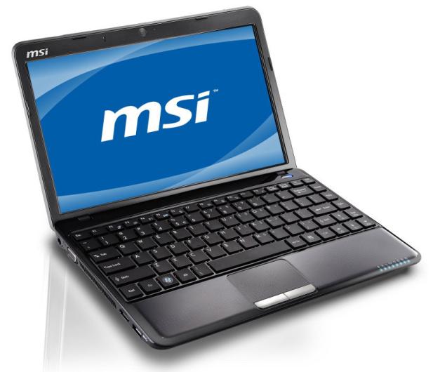 MSI Wind U270-037XPL E350/4GB/320 - 62968 - zdjęcie