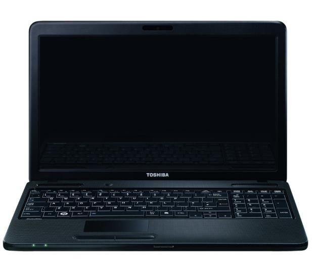 Toshiba C660-1H7 P6200/3072/320/DVD-RW/7HP64 - 64008 - zdjęcie