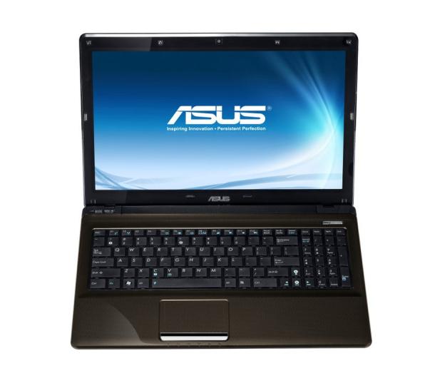 ASUS K52JE-EX034V-4 i3-370M/4096/640/DVD-RW/7HP64X - 64056 - zdjęcie 3