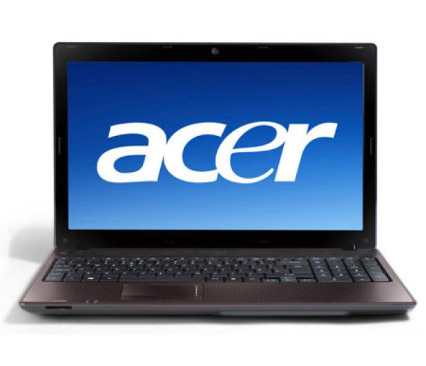 Acer AS5552G N870/4096/500/DVD-RW - 64167 - zdjęcie