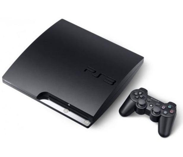 Sony PlayStation 3 Slim 320GB + Killzone 3 - 64211 - zdjęcie 2