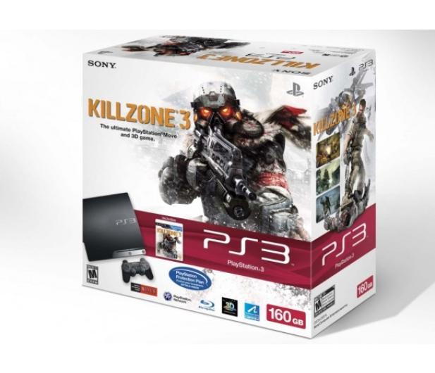 Sony PlayStation 3 Slim 320GB + Killzone 3 - 64211 - zdjęcie