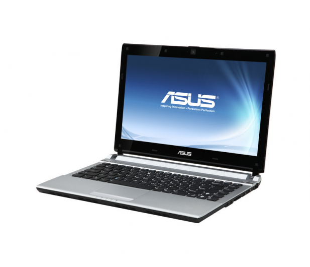 ASUS U36JC-RX167V i5-480M/4096/500/7HP64 srebrny - 64273 - zdjęcie 3