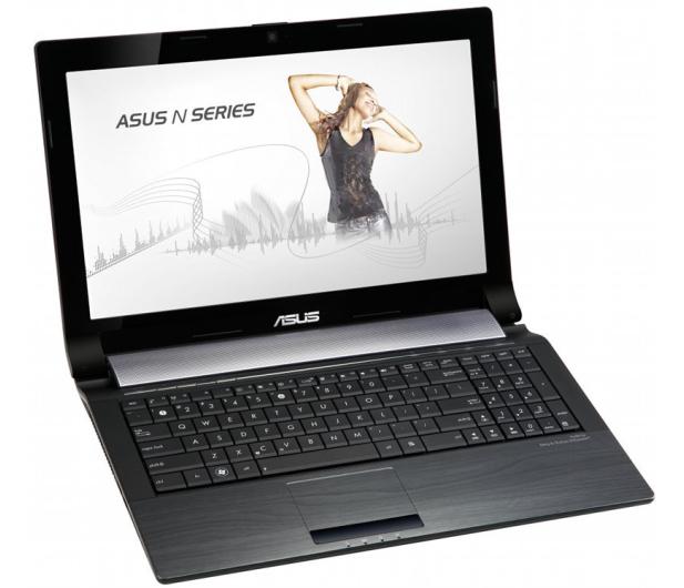 ASUS N53SV-SX240V i3-2310M/4GB/500/DVD-RW/7HP64 - 64606 - zdjęcie 2