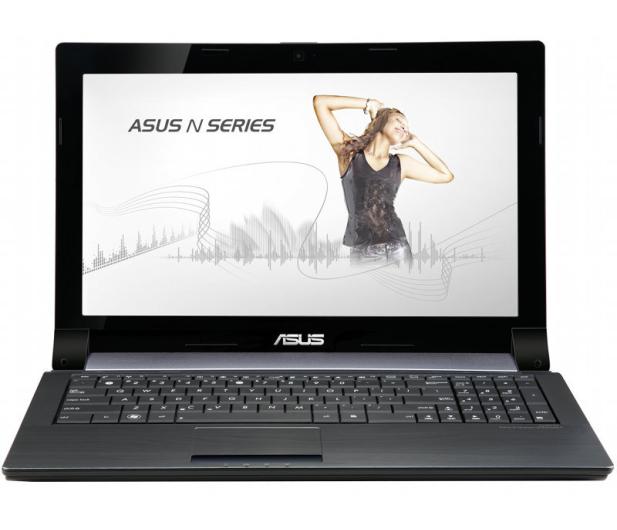 ASUS N53SV-SX036 i5-2410M/4GB/500/DVD-RW - 64609 - zdjęcie