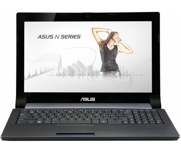 ASUS N53SV-SX036V i5-2410M/4GB/500/DVD-RW/7HP64 - 64612 - zdjęcie