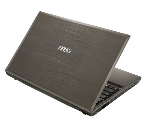 MSI GE620-039XPL i5-2410M/6GB/500/DVD-RW - 64646 - zdjęcie 2