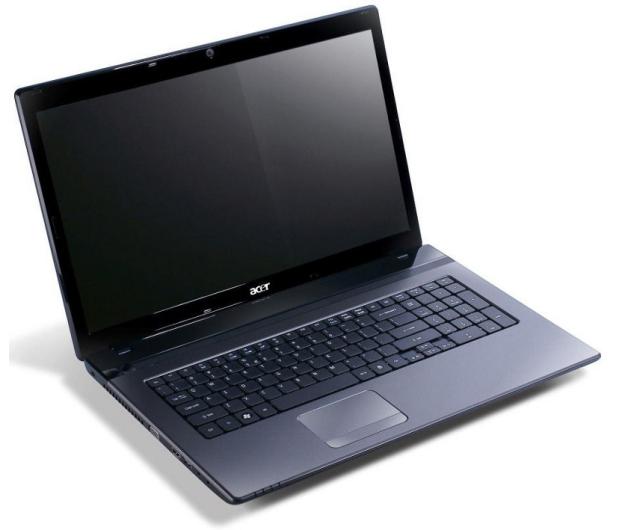 Acer AS5750 i3-2310M/4GB/500/DVD-RW  - 64706 - zdjęcie