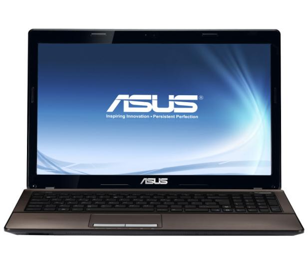 ASUS K53SV-SX121V i5-2410M/4GB/640/DVD-RW/7HP64 - 64811 - zdjęcie