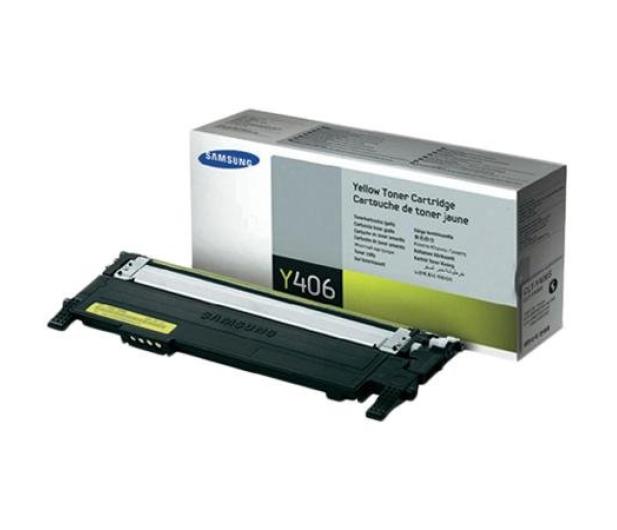 Samsung CLT-Y406S yellow 1000str. - 116312 - zdjęcie 3