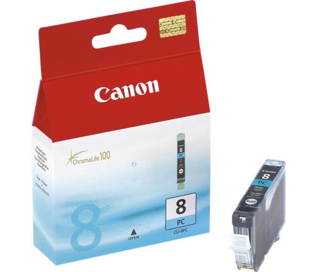 Canon CLI-8PC foto cyan 13ml - 25101 - zdjęcie