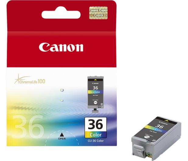 Canon CLI-36 kolor 249str. - 25126 - zdjęcie 3