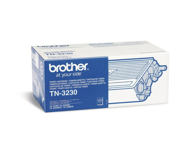 Brother TN3230 black 3000str. - 44763 - zdjęcie