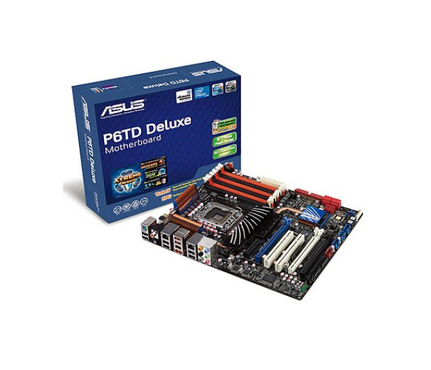 ASUS P6TD DELUXE DRIVER PC