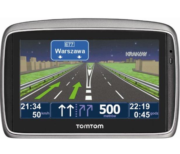 Tomtom Go 750 Iq Routes Traffic Mapa 45 Panstw Nawigacje