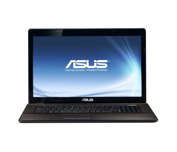 ASUS X73SV-TY192 i3-2310M/4GB/750/DVD-RW - 70240 - zdjęcie