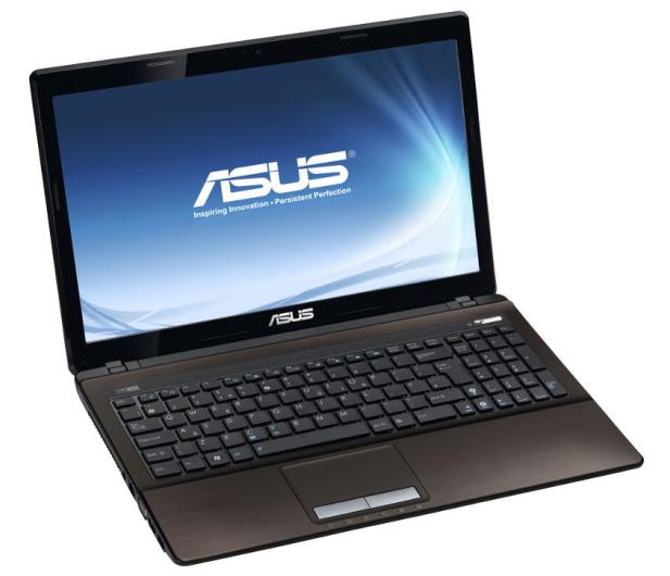 ASUS X53SV-SX410 i3-2310M/4GB/750/DVD-RW - 70680 - zdjęcie 3