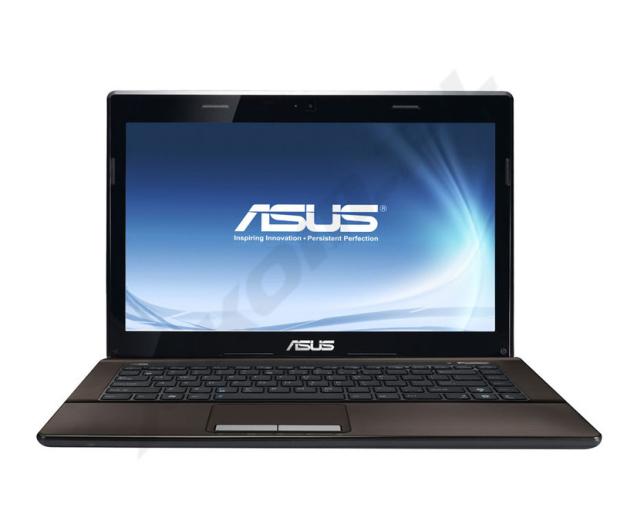 ASUS X43SA-VX017V-8 i5-2410M/8GB/750/DVD-RW/7HP64X - 72108 - zdjęcie