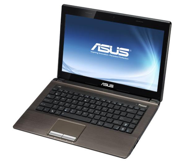 ASUS X43SA-VX017V-8 i5-2410M/8GB/750/DVD-RW/7HP64X - 72108 - zdjęcie 2