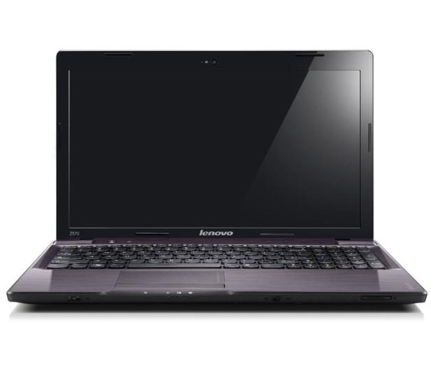 Lenovo Z570Am i5-2430M/8GB/750/DVD-RW/7HP64 GT540 - 72753 - zdjęcie