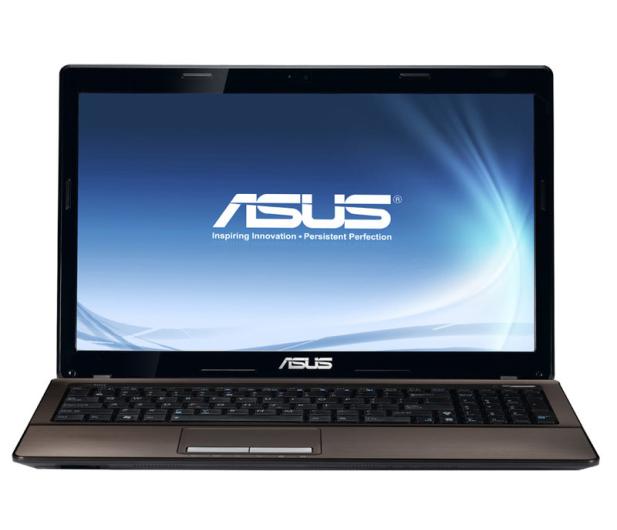 ASUS X53SC-SX311-8 i5-2430M/8GB/500/DVD-RW - 72912 - zdjęcie
