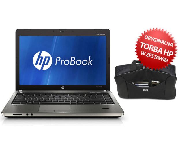 HP ProBook 4330s i3-2330M/4GB/320/DVD-RW/7Pro64 - 71814 - zdjęcie