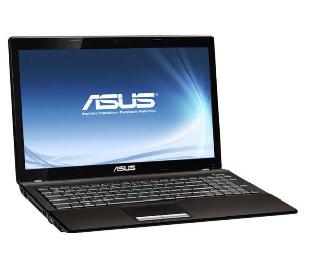 ASUS X53TK-SX033V A6-3420M/4GB/750/DVD-RW/7HP64 - 78379 - zdjęcie