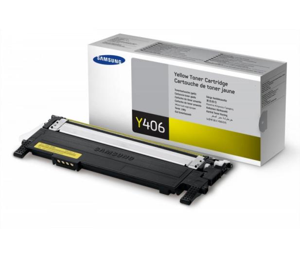 Samsung CLT-Y406S yellow 1000str. - 116312 - zdjęcie 2