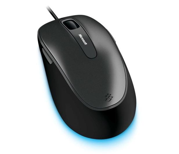 Microsoft Comfort Mouse 4500 czarna USB - 119102 - zdjęcie 4