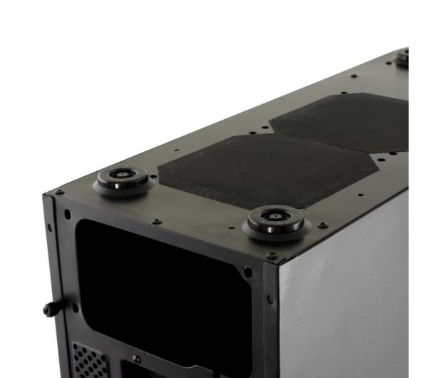 SilentiumPC Brutus 410 Pure Black BT-410  - 119782 - zdjęcie 9
