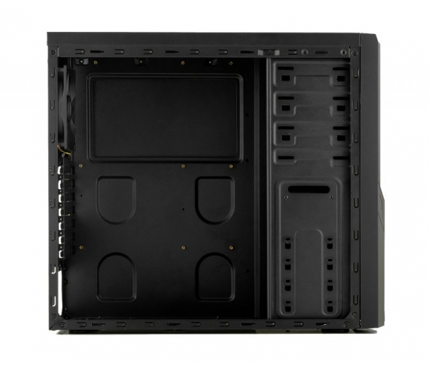 SilentiumPC Brutus 410 Pure Black BT-410  - 119782 - zdjęcie 4