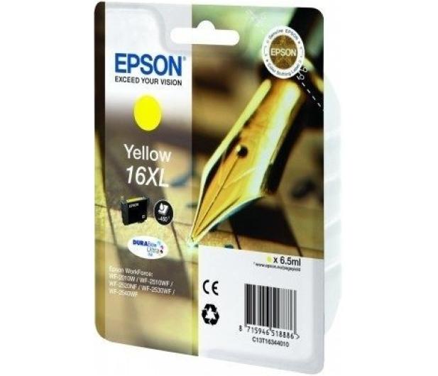 Epson T16XL yellow 6.5ml (C13T16344010) - 121866 - zdjęcie 2
