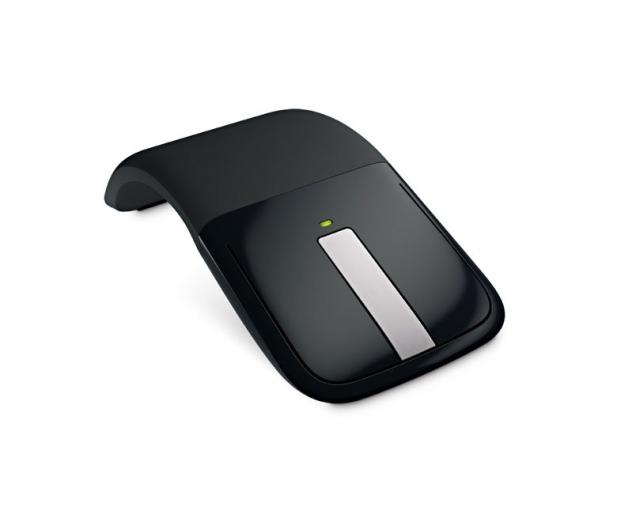 Microsoft Arc Touch Mouse (czarna) - 127169 - zdjęcie 2