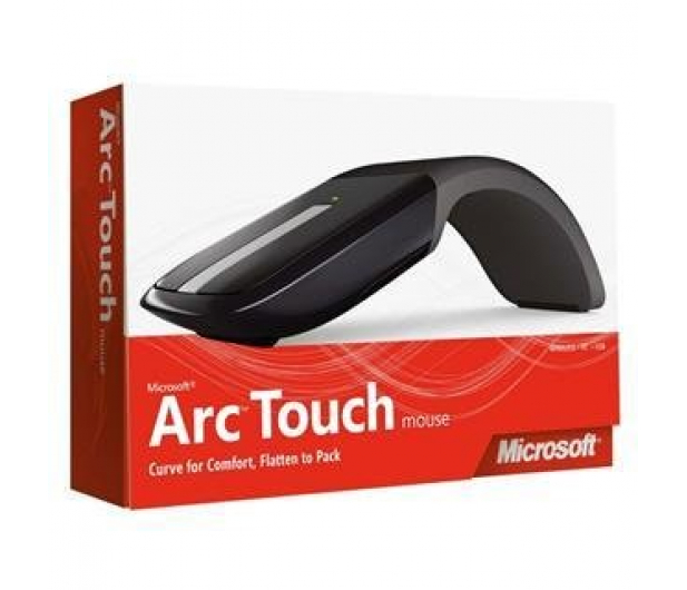 Microsoft Arc Touch Mouse (czarna) - 127169 - zdjęcie 8