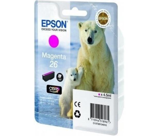 Epson T2613 magenta 4,5ml (C13T26134010) - 150467 - zdjęcie